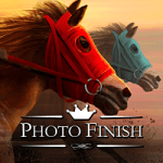 Photo Finish Horse Racing Full Tiền Bucks Horseshoe