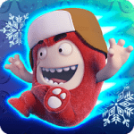 Oddbods Turbo Run Mod Full Tiền Cho Android