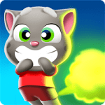 Game Talking Tom Farts Mod Full Tiền (Coins) Cho Android