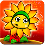 Flower Zombie War – Hoa Quả Đại Chiến Mod Full Coins (Tiền Vàng)