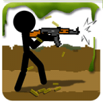 Stickman And Gun Mod Full Tiền Vàng – Người Que Bắn Súng