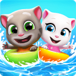Talking Tom Pool Mod Full Tiền Vàng (Coins) Key Cho Android