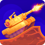 Tank Stars Mod Unlimited Money Gems – Game Bắn Tăng