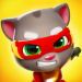 Talking Tom Hero Dash Mod Full Money (Tiền Vàng) – Game Mèo Tom