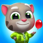 Talking Tom Splash Force Mod Full Coins Keys – Game Bắn Súng