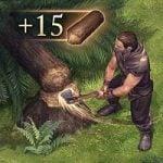 Stormfall Saga of Survival Mod Không Chết Đói (Not Starving) Cho Android