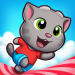 Tải Talking Tom Candy Run Mod Full Gold (Vàng), Gems (Kim Cương)