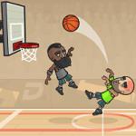 Basketball Battle Mod Full Money (Tiền Vàng, Đô La) – Game Bóng Rổ Vui